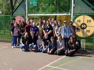 VIDES UK Youth Development Team image 3
